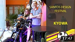 Kyowa no Santos Design Festival - Programa Pedro Alcântara - 30.08.2019