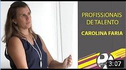 Programa Pedro Alcântara - Profissionais de Talento com Carolina Faria
