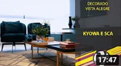 Kyowa e SCA - Decorado Vista Alegre