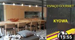 Novo Espaço Gourmet Kyowa