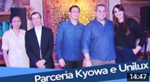 Programa JB - Parceria Kyowa e Unilux