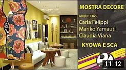Programa Pedro Alcântara - Mostra Decore Kyowa e SCA