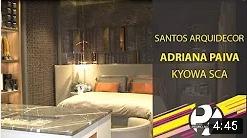 Programa Pedro Alcântara - Santos Arquidecor - Adriana Paiva
