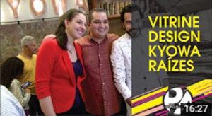 Programa Pedro Alcântara - Vitrine Design Kyowa edição Raízes