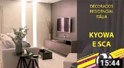 Decorados Kyowa e SCA (Residencial Itália)