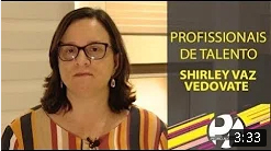 Programa Pedro Alcântara - Profissionais de Talento com Shirley Vaz Vedovate