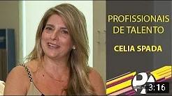 Programa Pedro Alcântara - Profissionais de Talento com Celia Spada