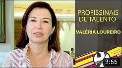 Programa Pedro Alcântara - Profissionais de Talento com Valéria Loureiro